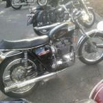 1973 Triumph T150