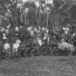 Motorcycles at Belair National Park 1914