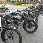 1929 New Imperial M1 & 1927 Norton 16H and other veterans.