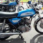 1971 Kawasaki H1A
