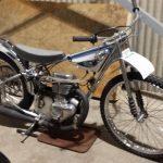 1962 Jawa 500cc speedway bike.