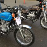 Superbikes of the 1970s – Suzuki GS750 and a Honda GL1000