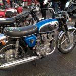 1968 Honda 450
