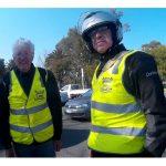 National Vintage Rally marshals (22.9.17)