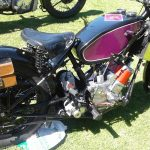 Scott Squirel water cooled two stroke