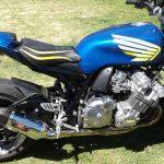 HOT looking customised Honda CBX1000