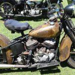 Original looking 1938 Harley U model