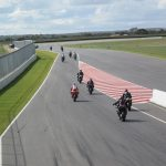 Club Racing - Leaving the pit lane Sept 18
