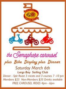 Carousel & Dinner
